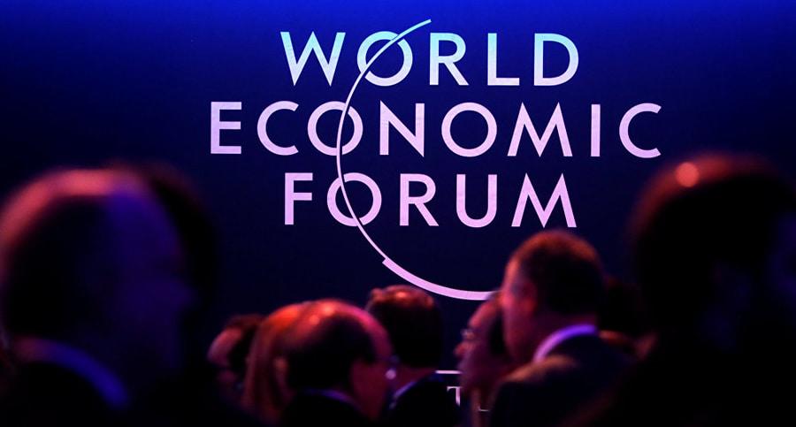 World Economic Forum Banner