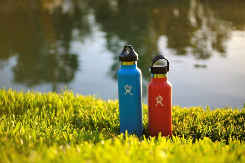 reusable water bottles that are more sustainable for the environment