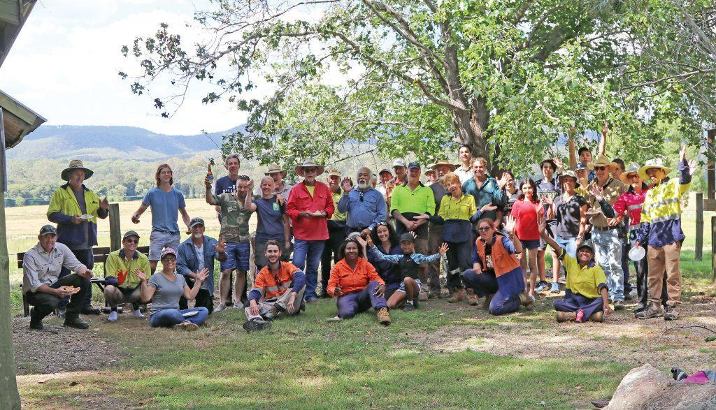 Examples of Environmental Volunteering: Koala Conservation against Climate change