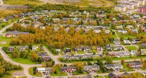 Kiruna becomes a sustainable city