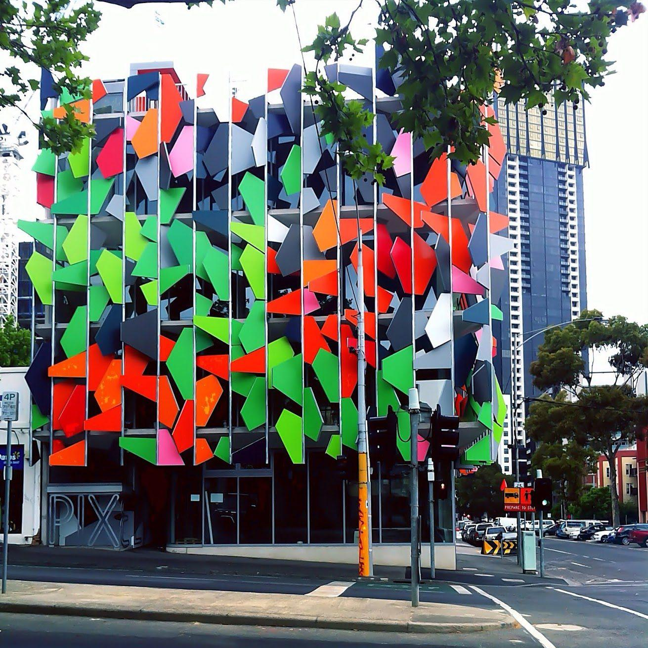 The Pixel building is a sustainable high-rise.