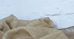 Organic sackcloth from bio-waste